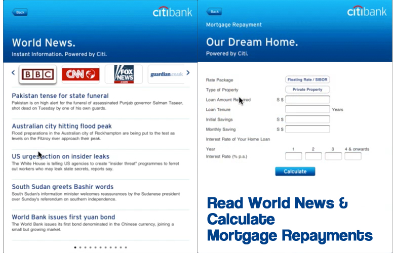 world news & mortage repayments